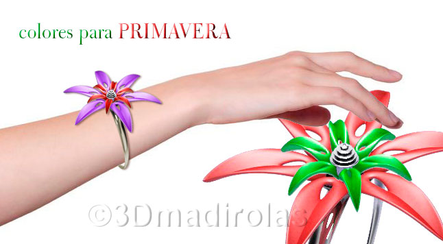 pulsera LEAVES armw
