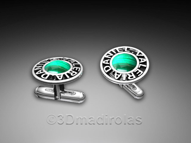 Cufflinks-DRAS-8mm-037w